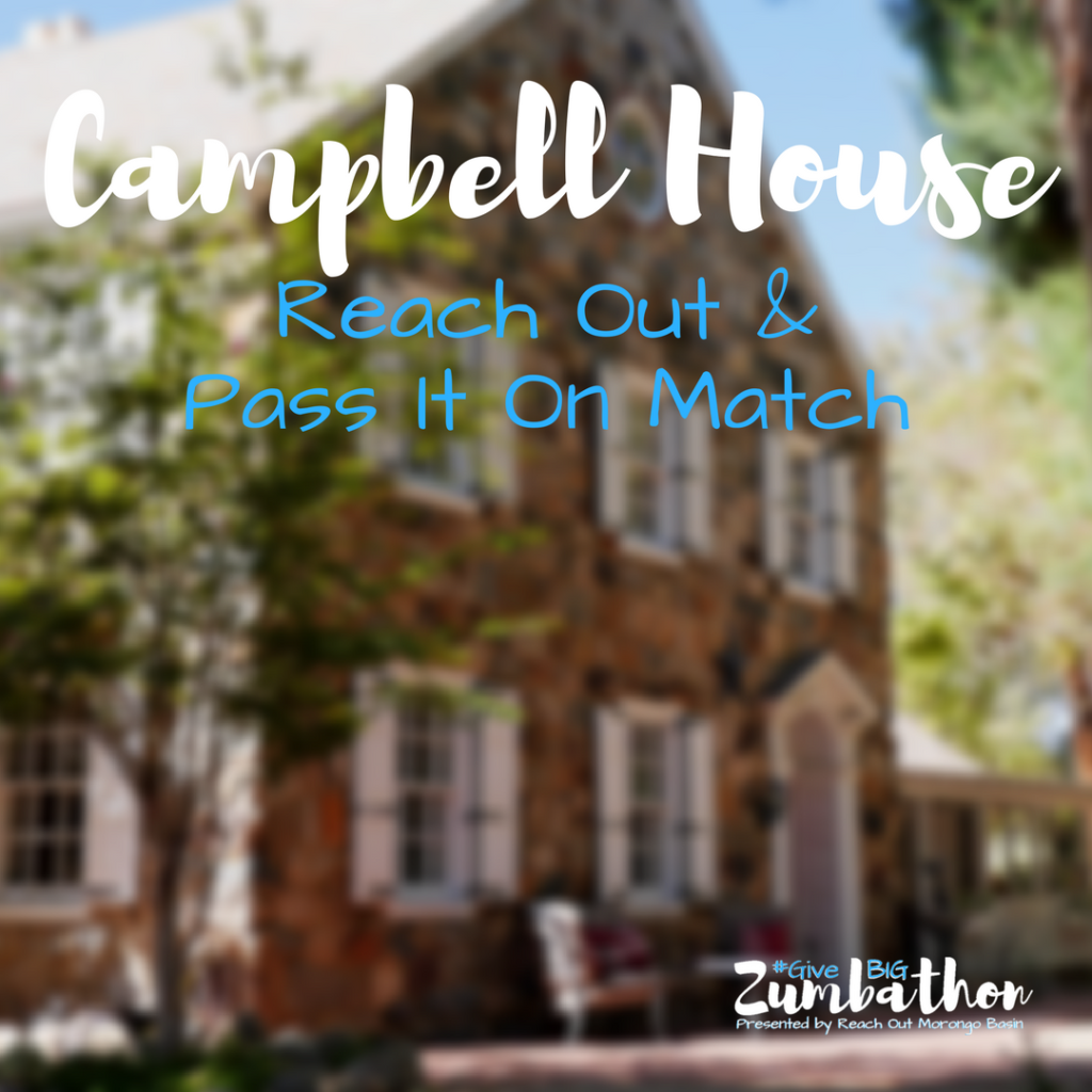 Campbell House Thank You Post