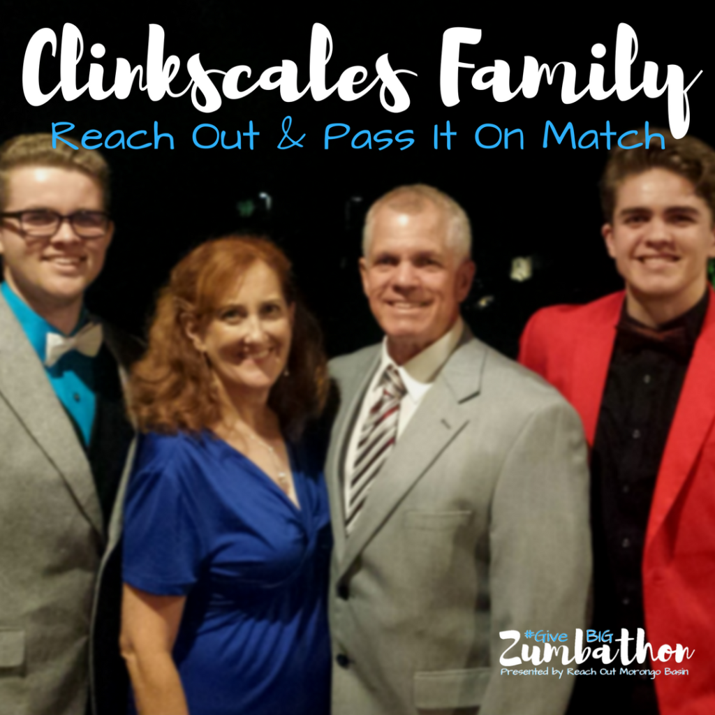 Clinkscales Family Thank You Post