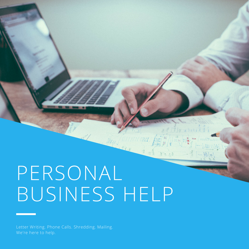 Personal Business Help (1)