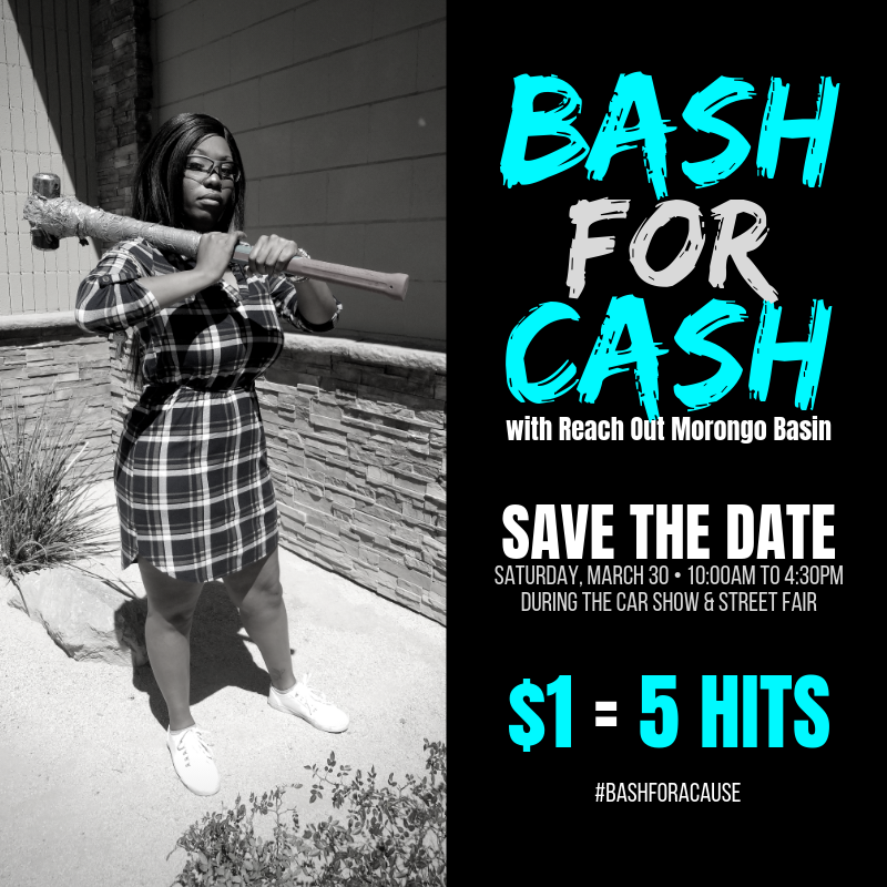 Bash For Cash 2019 Save the Date