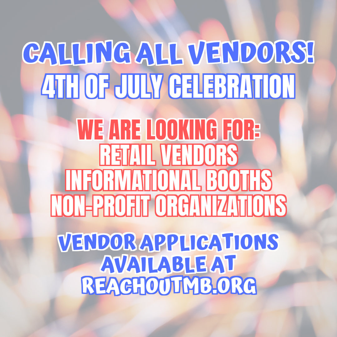 4th of July Vendors Wanted